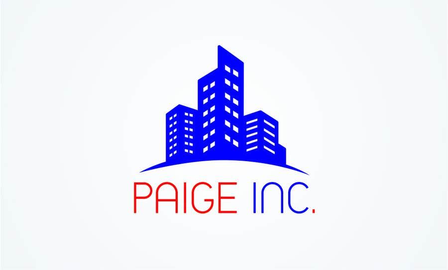 Konkurrenceindlæg #38 for Concevez un logo for Paige Inc
