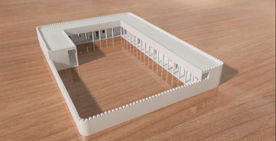 Konkurrenceindlæg #                                        15                                      for                                         3D modeling, not very detailed designing - 23/11/2020 11:44 EST