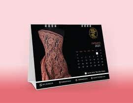 #2 for Create a 2021 Desk Calendar by muslimah5
