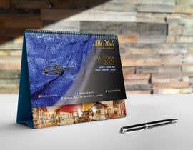 #35 for Create a 2021 Desk Calendar by BatinurAkter