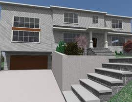 #69 untuk I NEED AN EXTERIOR DESIGNER - WITH EXPERIENCE DESIGNING RESIDENTIAL HOMES IN THE USA NORTHEST oleh AlaskaMatt