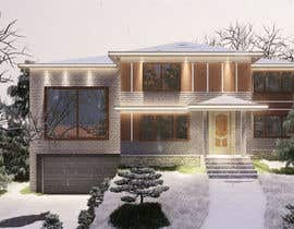 #47 untuk I NEED AN EXTERIOR DESIGNER - WITH EXPERIENCE DESIGNING RESIDENTIAL HOMES IN THE USA NORTHEST oleh omerglf