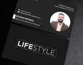 #428 for Dennis Bernal - Business Card by kailash1997