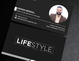 #430 for Dennis Bernal - Business Card by kailash1997
