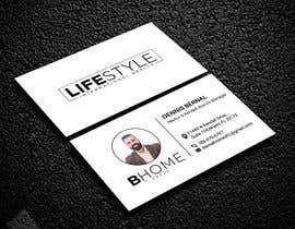 #438 for Dennis Bernal - Business Card by kailash1997