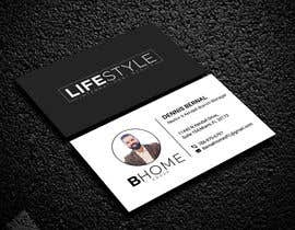 #440 for Dennis Bernal - Business Card by kailash1997