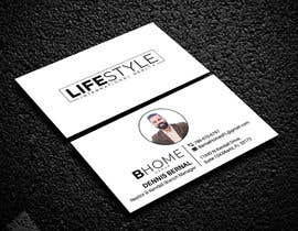#442 for Dennis Bernal - Business Card by kailash1997