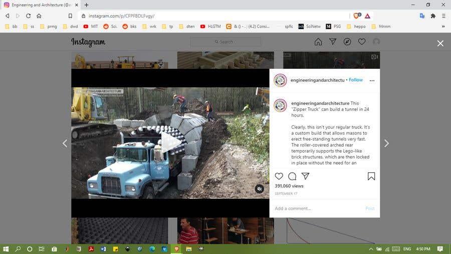Penyertaan Peraduan #                                        21                                      untuk                                         Find One Piece of Instagram Content (Construction Industry)