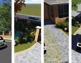 #23 untuk I need a Landscape Design for Front Yard in Northern Vic, Australia oleh meddler99