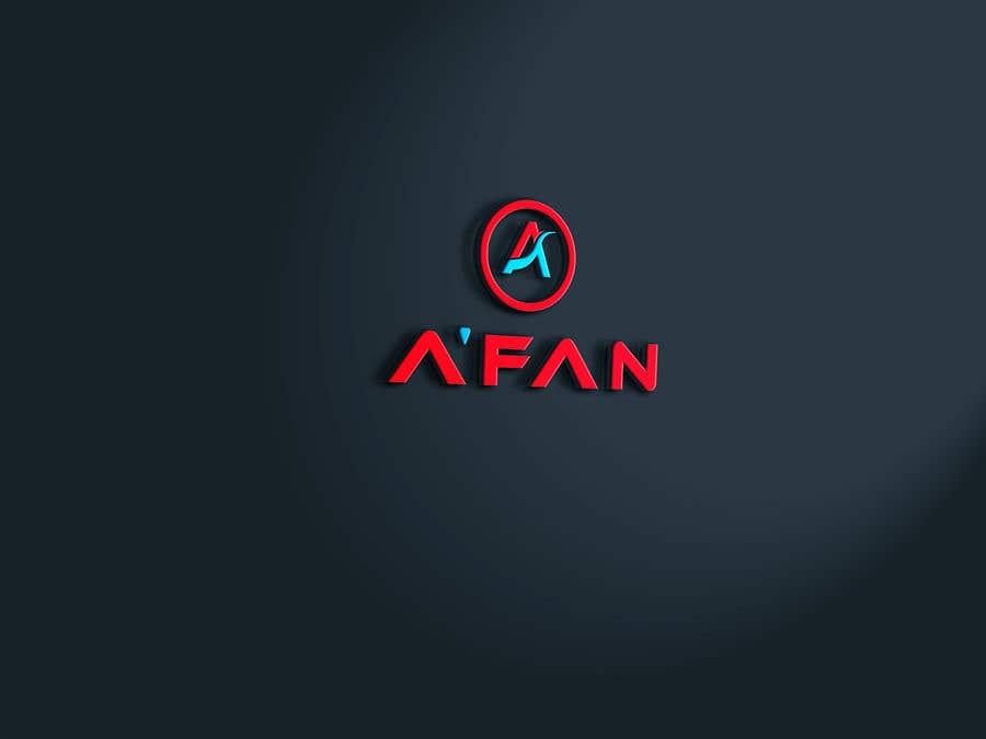 Kilpailutyö #                                        65                                      kilpailussa                                         Need a professional design brand  A'FAN