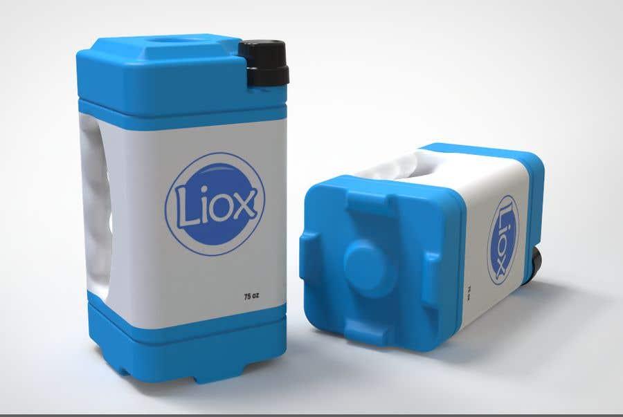 Конкурсная заявка №                                        88                                      для                                         3D Design - Detergent Bottle