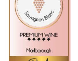 #11 для Wine Label Design от MassinissaLab