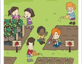 nº 34 pour Illustration for Preschool activities for KIDS. par whitebunny