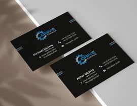 #968 para business card design por RsdTanvir