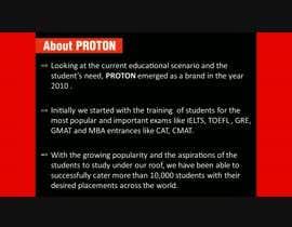 seymanurdemircan tarafından Welcome to PROTON Consultancy için no 7