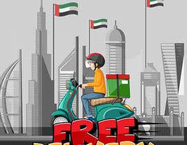#14 for I want to make an advertisement of a delivery company that will do promotion of free delivery on 30 Of November af waelseyam1