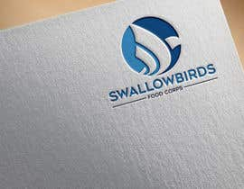 "#300 for Create Logo for ""Swallowbirds Food Corps"" by anubegum"