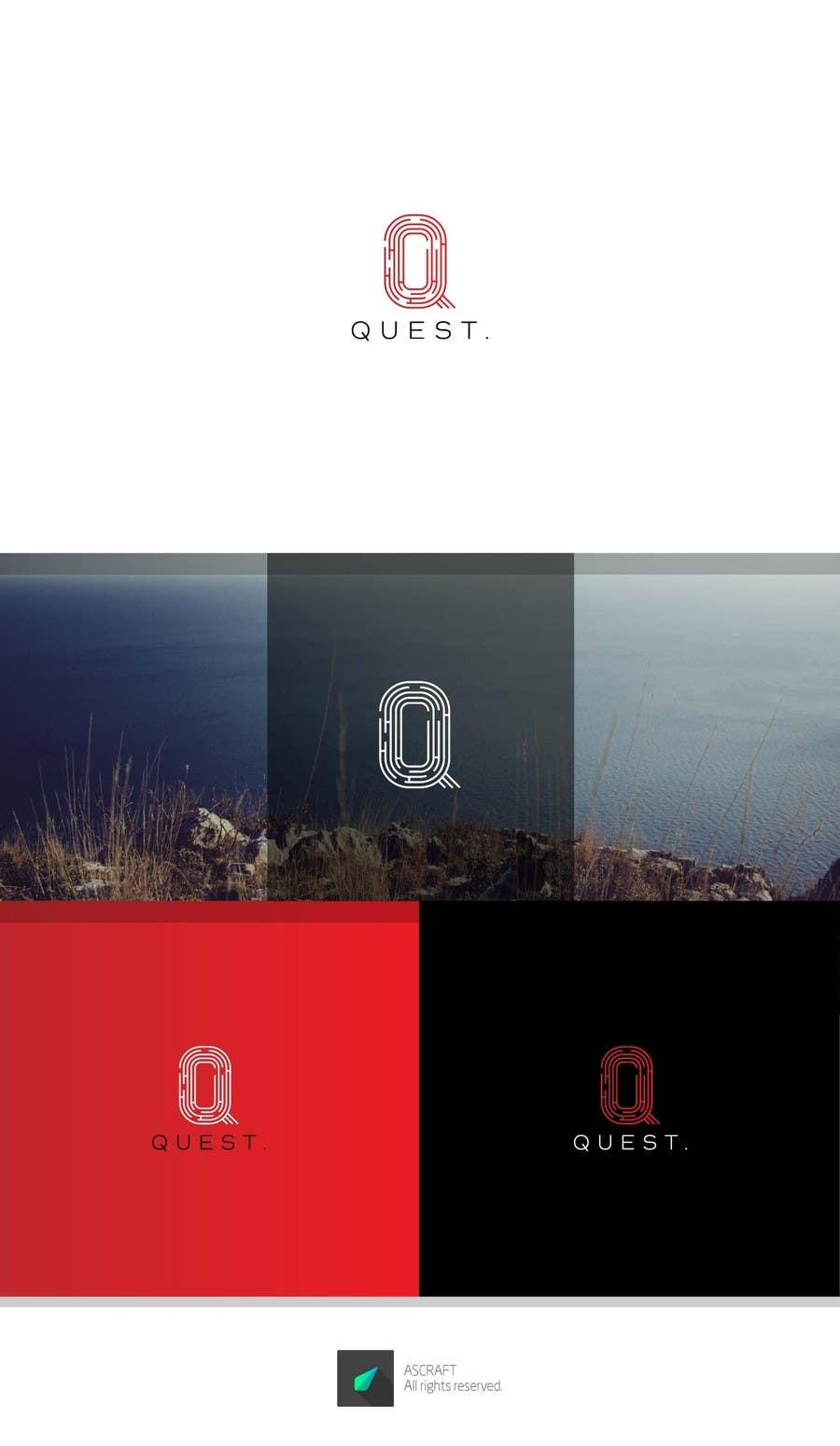 Contest Entry #                                        73                                      for                                         Design a Logo for Quest
