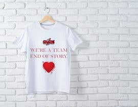 #119 for URGENT NEED PRINTABLE QUALITY TEXT for a shirt created af sifat0556