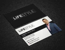 #73 for Business Cards -  Gabriel Issac af talentbd5