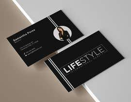 #376 for Business Cards - Samantha Perez by amarphon1