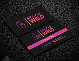 #81 for SelfieWRLD - Business Cards af kailash1997