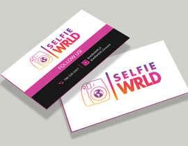 #84 for SelfieWRLD - Business Cards af kailash1997