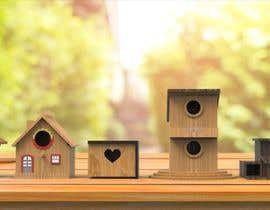 #36 for Make a series of building plans for birdhouses (Fun job!) by vml19