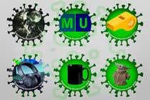 Graphic Design Konkurrenceindlæg #14 for Sticker Image Collage