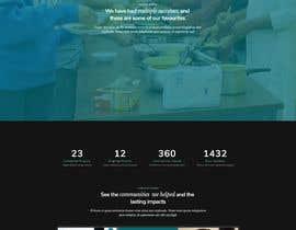 #151 for Graphic Design Layout Mockup for Redesigned Corporate Website af elijaholing