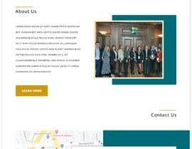 #141 for Graphic Design Layout Mockup for Redesigned Corporate Website af rifatuddin1216