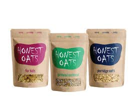 #182 for Honest Oats by kalaja07