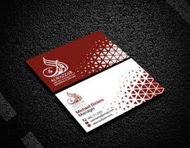 #99 for A formal and Luxurious business Card design af sultanagd