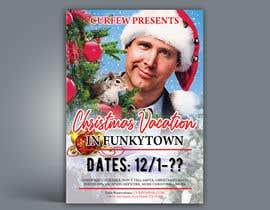 #58 untuk Design Christmas Vacation Parody Flyer oleh usaithub