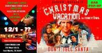 Design Christmas Vacation Parody Flyer için Graphic Design75 No.lu Yarışma Girdisi