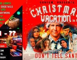#75 untuk Design Christmas Vacation Parody Flyer oleh DQVentures20