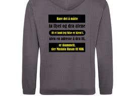 #35 for Make a t-shirt design, streetwear af teenovel24
