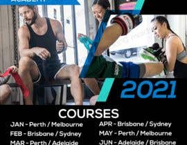 #4 for 2021 Course Calendar by maidang34