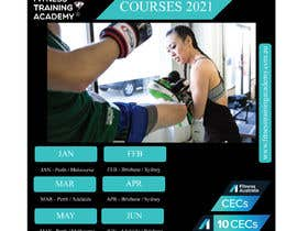 #39 for 2021 Course Calendar by Rakibkhannirob
