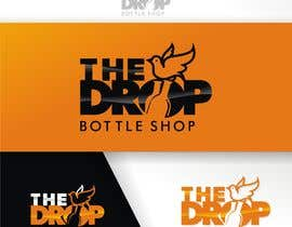 #280 for The Drop Bottle Shop Logo Designs af SAKTI2