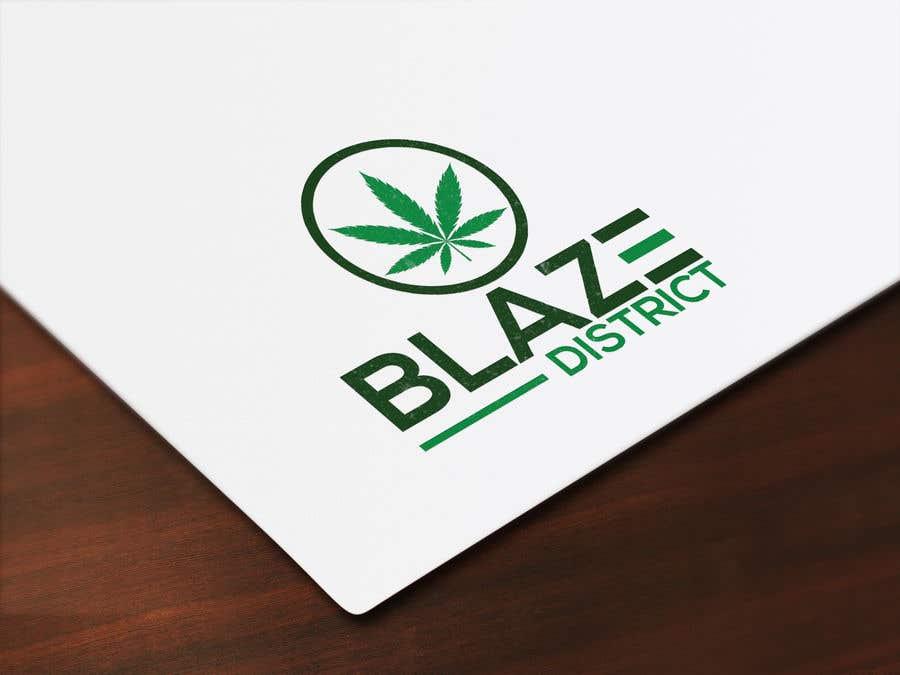 Bài tham dự cuộc thi #                                        62                                      cho                                         Logo BlazeDistrict
