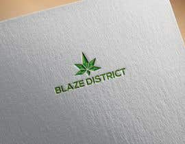 #114 untuk Logo BlazeDistrict oleh rafiqtalukder786