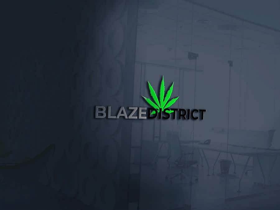Bài tham dự cuộc thi #                                        78                                      cho                                         Logo BlazeDistrict