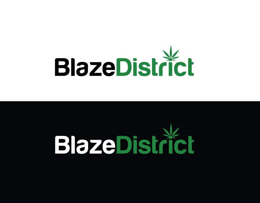 Bài tham dự cuộc thi #                                        9                                      cho                                         Logo BlazeDistrict