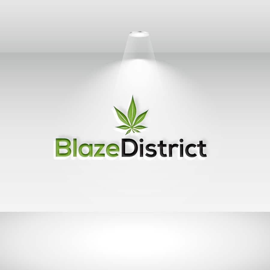 Bài tham dự cuộc thi #                                        41                                      cho                                         Logo BlazeDistrict