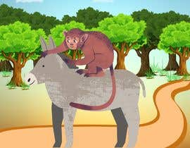 nº 6 pour Illustrate and layout Children's story par ninsyirahyusri