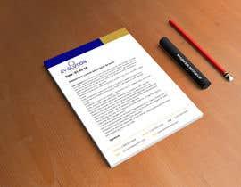 Nro 34 kilpailuun Company Letter head to be created käyttäjältä khadijakhatun12a