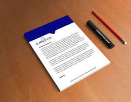 Nro 35 kilpailuun Company Letter head to be created käyttäjältä khadijakhatun12a