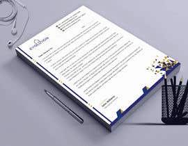 Nro 45 kilpailuun Company Letter head to be created käyttäjältä masudrana30