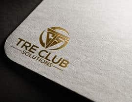 Nro 438 kilpailuun Tre Club Solutions käyttäjältä designburi0420